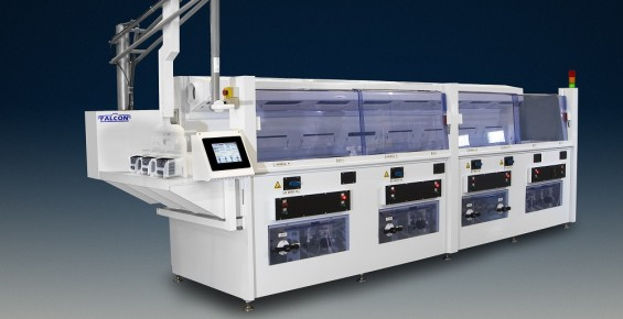 Talon Semi-Automated Wafer Cleaner